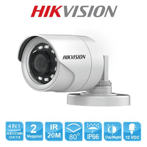 hikvision analog